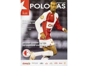 Fotbalový POLOČAS SK SLAVIA PRAHA vs. FC Bohemians, 1995, 2007 08
