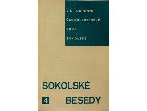 Sokolské besedy, list dorostu, 19364