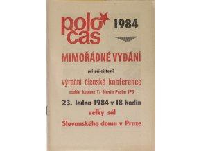 POLOČAS SLAVIA mimořádné vydání 1984 (1)