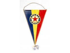 Klubová vlajka SPARTA PRAHA velká