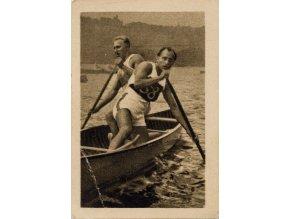 Kartička sběratelská ILSA, 1934, Cígner Šanda ( ČSR ), 181