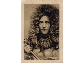Kartička sběratelská ILSA, 1934, Byrd ( Amerika ), 143