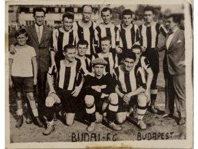 Dobová fotografie malá, Budai, FC, BudapestDobová fotografie malá, Budai, FC, Budapest