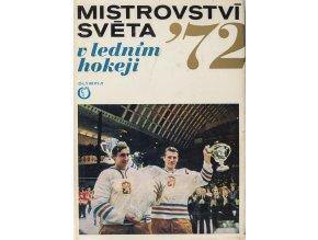 Kniha MS v ledním hokej, 1972