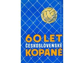 Kniha 60 let Československé kopané (1)