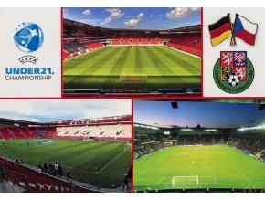 Pohlednice EDEN Arena SK Slavia Prag (1)