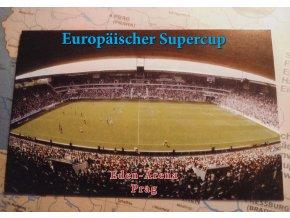 Pohlednice EDEN Arena , FC Bayern v.Chelsea, 2013 (1)