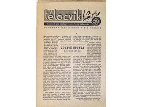 Brožura Sokol, Zdravá úprava, 1949