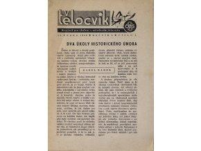 Brožura Sokol, Dva úkoly historického února, 1949