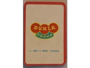 093 DUKLA PRAHA Známka fotbal III sport antique 30 7 17 (69)