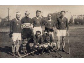 Fotografie Pozemní hokej, týmové foto