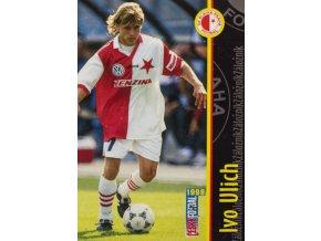Kartička fotbal 1998, SK Slavia Praha, Ivo Ulich, 95107 (1)