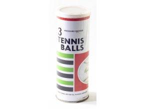 Tenisové míče prázdná plechovka Optimit 1983 (1)