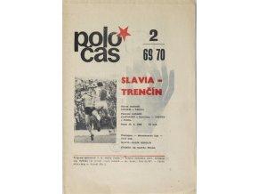 POLOČAS SLAVIA TRENČŃ, 19691970 (1)