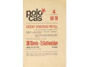 POLOČAS SK SLAVIA TJ GOTTWALDOV, 19691970 (1)