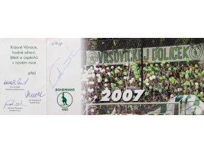 PF 2007, Bohemians 1905, podpis (2)
