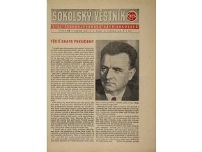Věstník sokolský, 194842
