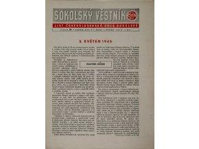 Věstník sokolský, 194818