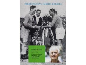 Program fotbal, ČSSR v.SUI, 90 let fotbalu (1)