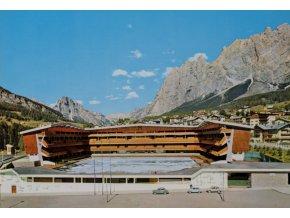 Pohlednice stadión, Stadio Olimpico del Ghiaccio (1)