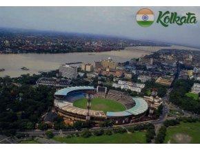 Pohlednice stadión, Kolkata (1)