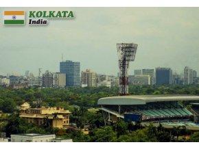 Pohlednice stadión, Kolkata, India (1)