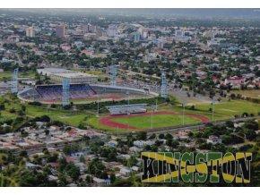 Pohlednice stadión, Kingston (1)
