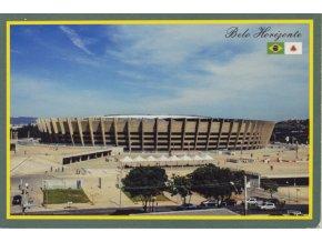 Pohlednice stadión, Belo Horizonte (1)