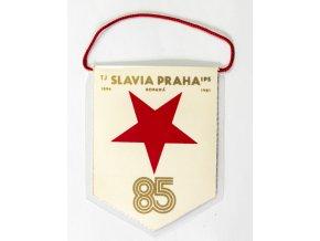 Autovlajka SK SLAVIA PRAHA IPS 85 let (1)