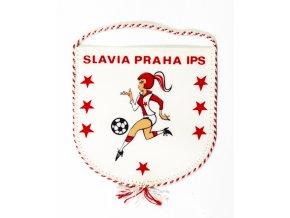 Autovlajka SK SLAVIA PRAHA IPS , několikanásobný mistr v dívčí kopané (1)