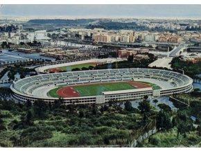 Pohlednice stadión, Roma, Stadio Olympico (1)