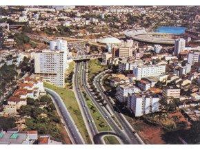 Pohlednice stadión, Estadio da Fonte Nova, Salvador (1)