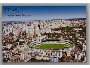 Pohlednice stadión,Curtilba, Estádio Couto Pereira (1)