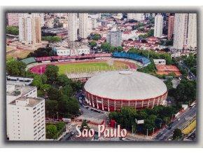 Pohlednice stadión, Sao Paulo III (1)