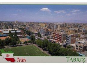 Pohlednice stadión, Iran Tarbiz (1)