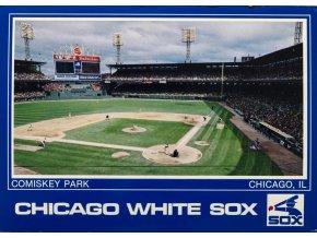 Pohlednice stadión, Chicago White Sox, USA (1)