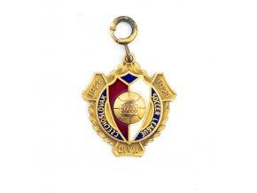 Odznak Vítěz fotbalové ligy, Československo 1928 1929 (1)