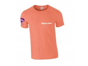 Dámské tričko  WTA 2019, Heather Orange