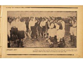 Magazín El As Futbolista, Slavia Bilbao, 22 1923 (2)
