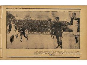 Magazín El As Futbolista, Slavia de Prage v. Barcelona, 23 1923 (2)
