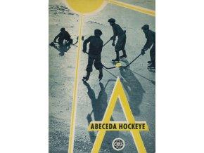 Kniha Vladimír Zábrodský a kol. , Abeceda hockeye, autogram (1)
