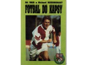 Kniha, Fotbal do Kapsy, Vais, Kozohorský