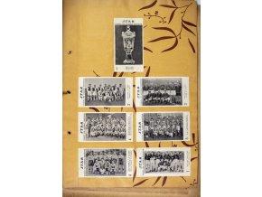 Unikátní album kartiček z časopisu STAR, Sport rekord ČSR, 100 ks (2)