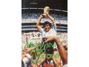 Kniha, Mistrovství světa v kopané 1986, Mexico