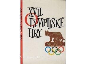 Kniha, XVII. Olympijské hry Roma, 1960 (1) 1