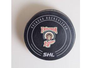 Puk Frolunda Indians Svenska Hockeyligan