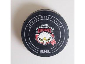 Puk Malmo Redhowks Svenska Hockeyligan