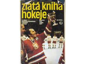 Kniha Zlatá kniha hokeje , 1978