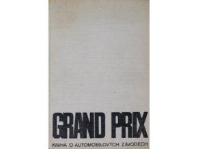 Kniha Grand Prix, Michael Frewin, 1968