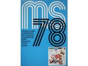 Program MS 1978 Hokej II (1)